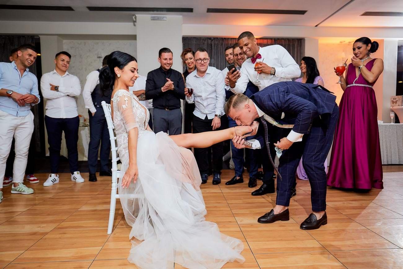 Petrecerea nuntii Sergiana Center