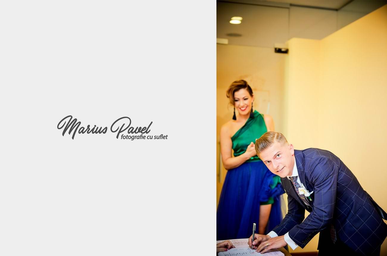 fotografii de la cununia civila Primaria Brasov - fotograf nunta Brasov
