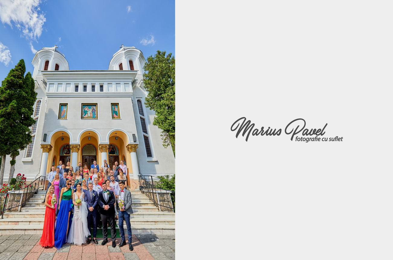 biserica nunta Sergiana Center brasov