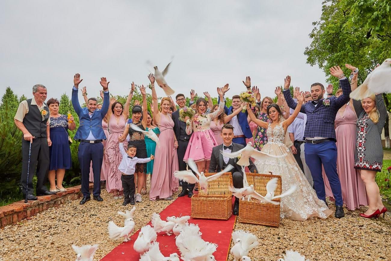 fotografii de nunta conacul Heldsdorf