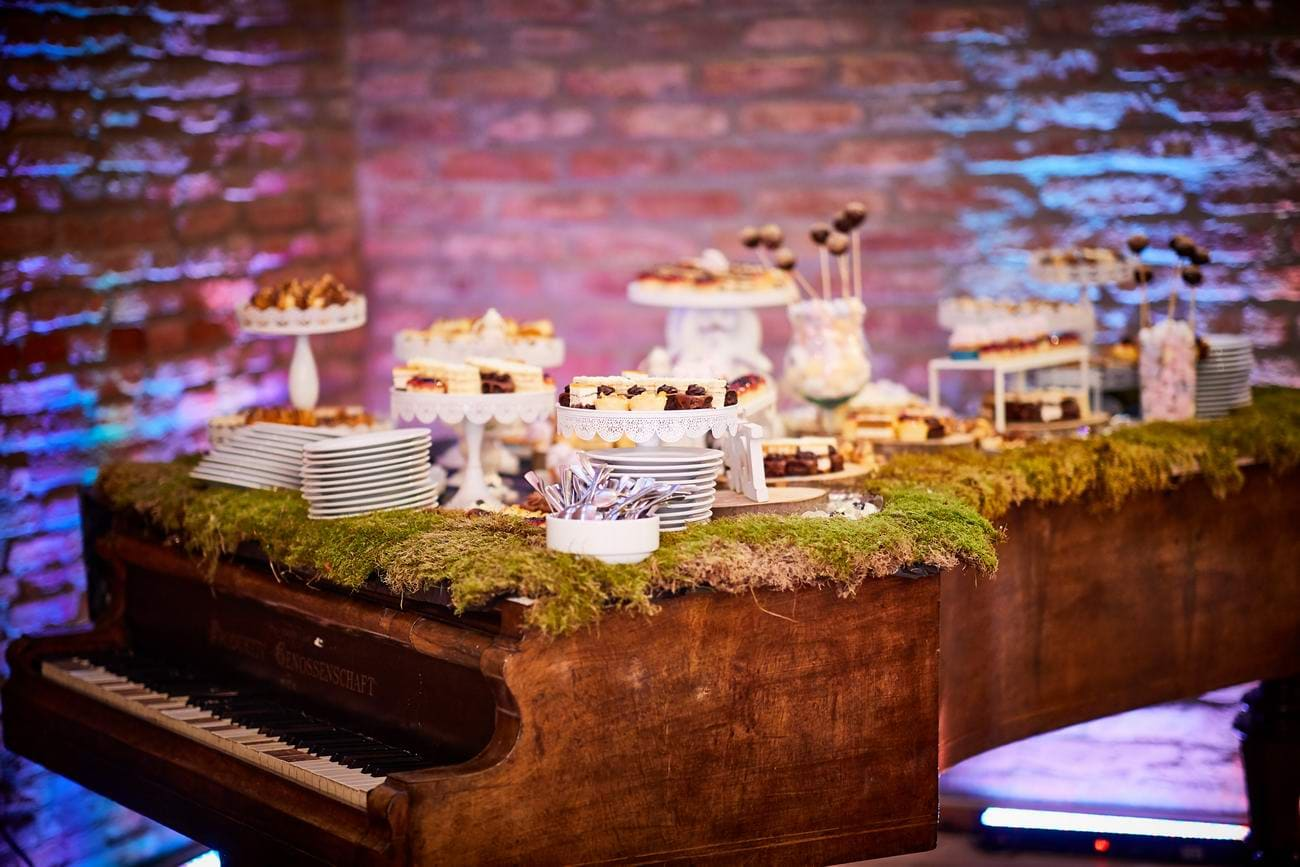 Decoratiuni nunta conacul Heldsdorf