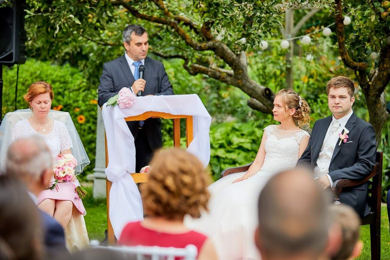nunta ceremonie religioasa in aer liber Brasov