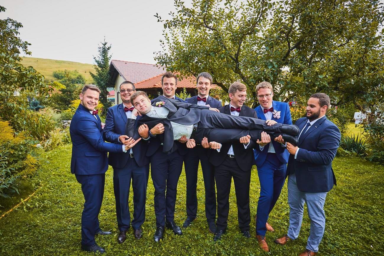 fotografii de nunta in Brasov