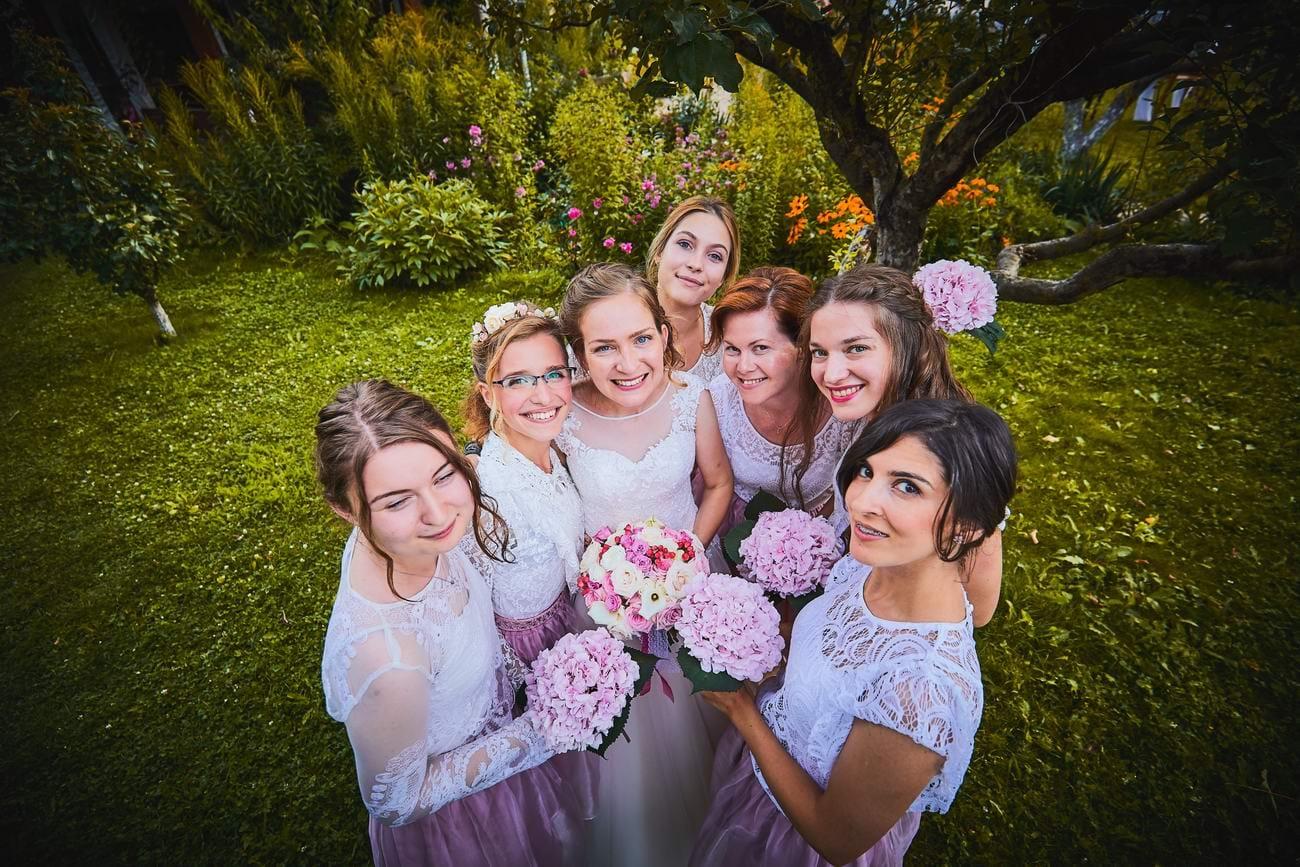 fotografii de grup nunta Brasov