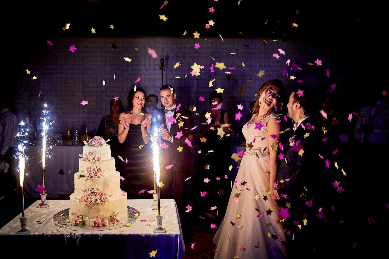 tort nunta Bran