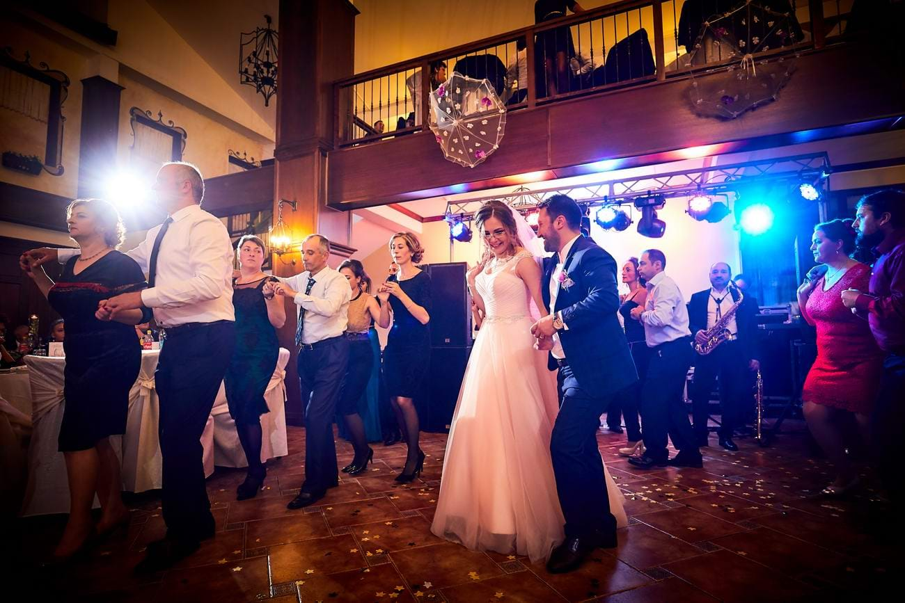 petrecere nunta Bran