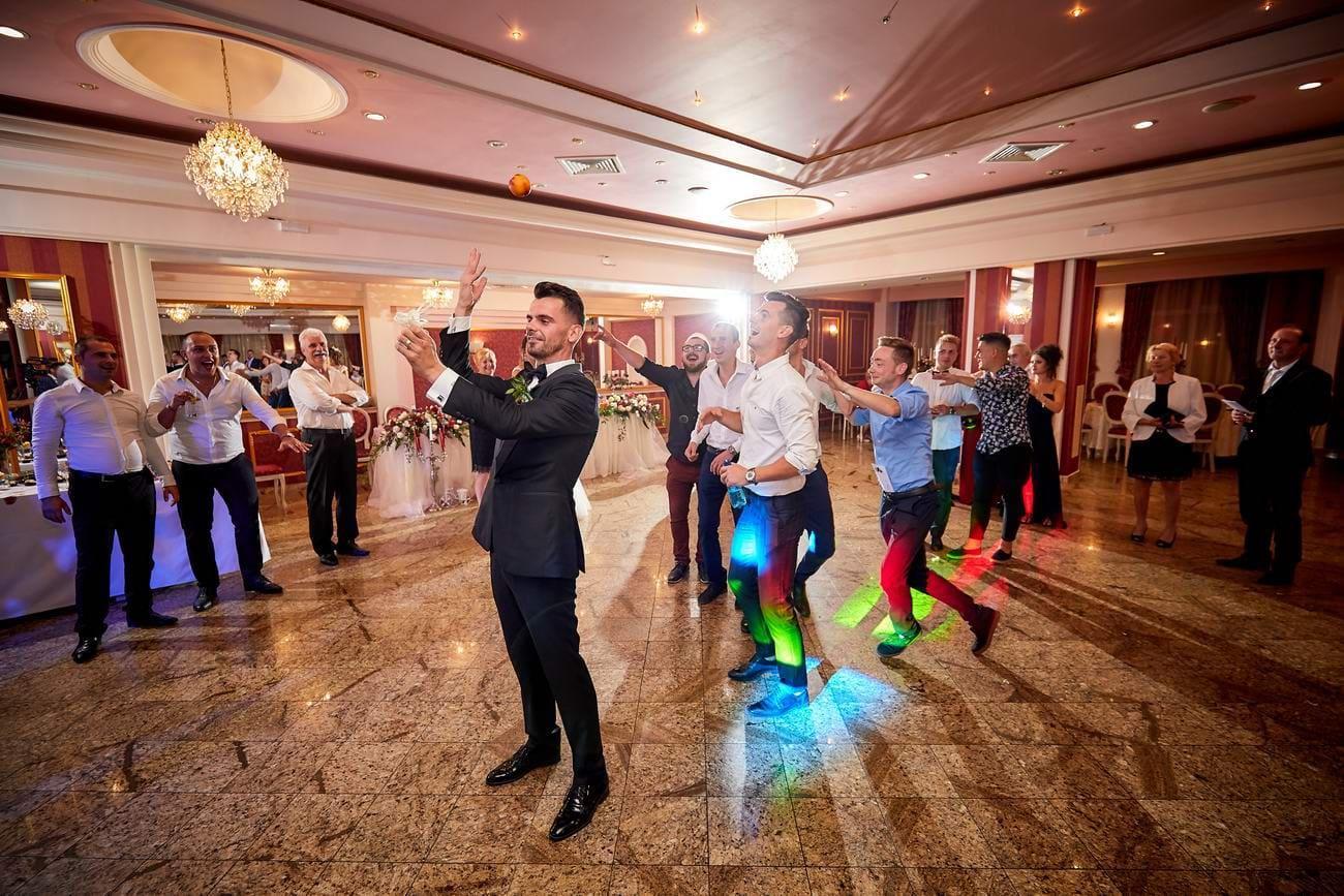 obiceiurile nuntii de la Grand Restaurant Brasov
