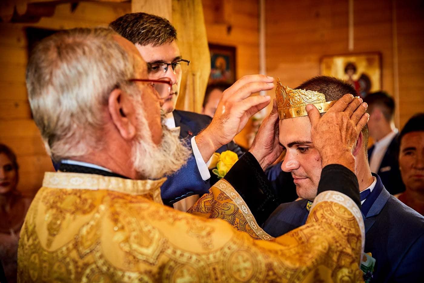 Nunta Moeciu - cununie religioasa