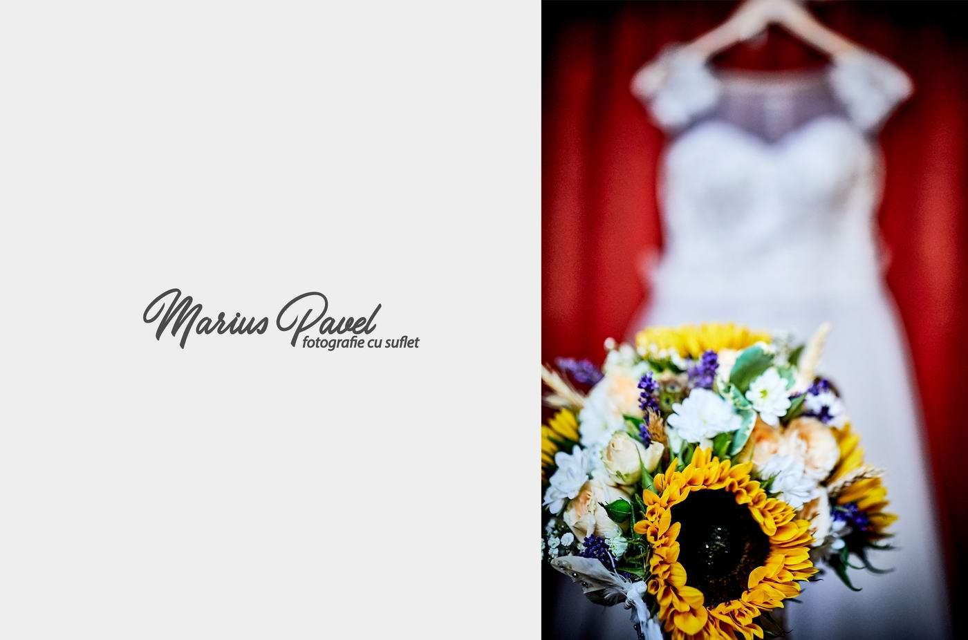 Nunta Moeciu - pregatiri mire si mireasa
