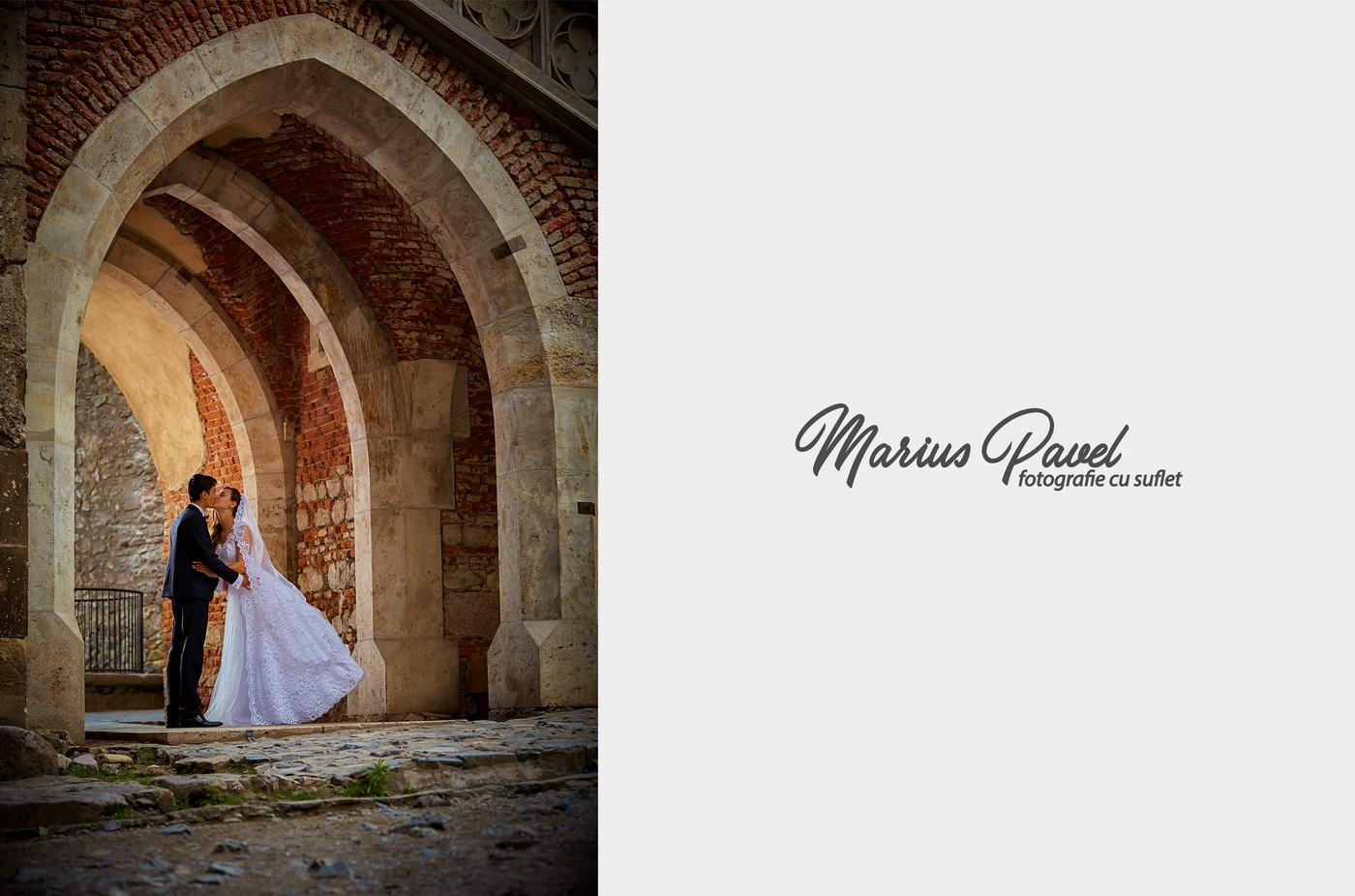 Trash the dress Castelul Huniazilor