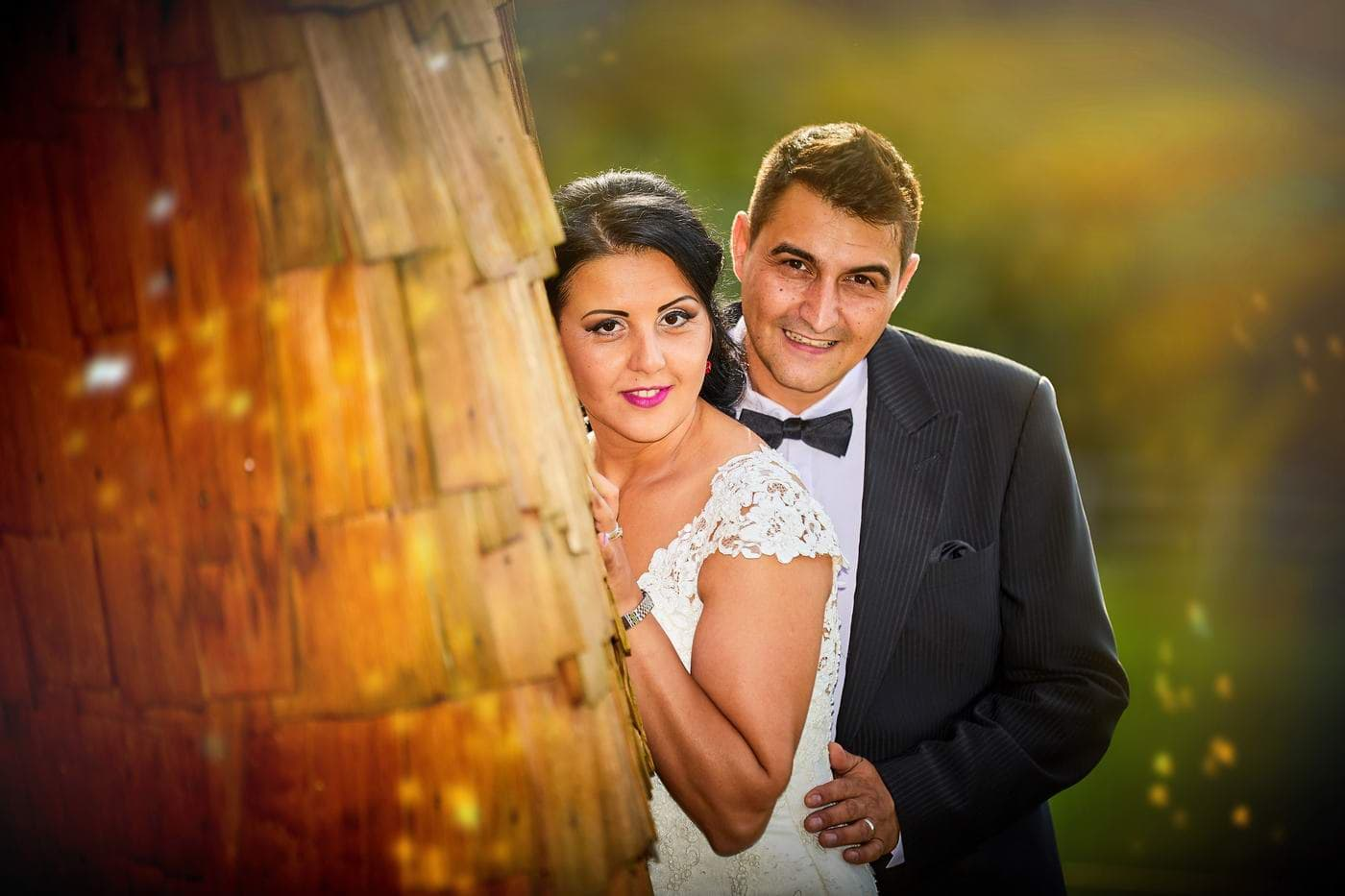 Trash the dress de basm