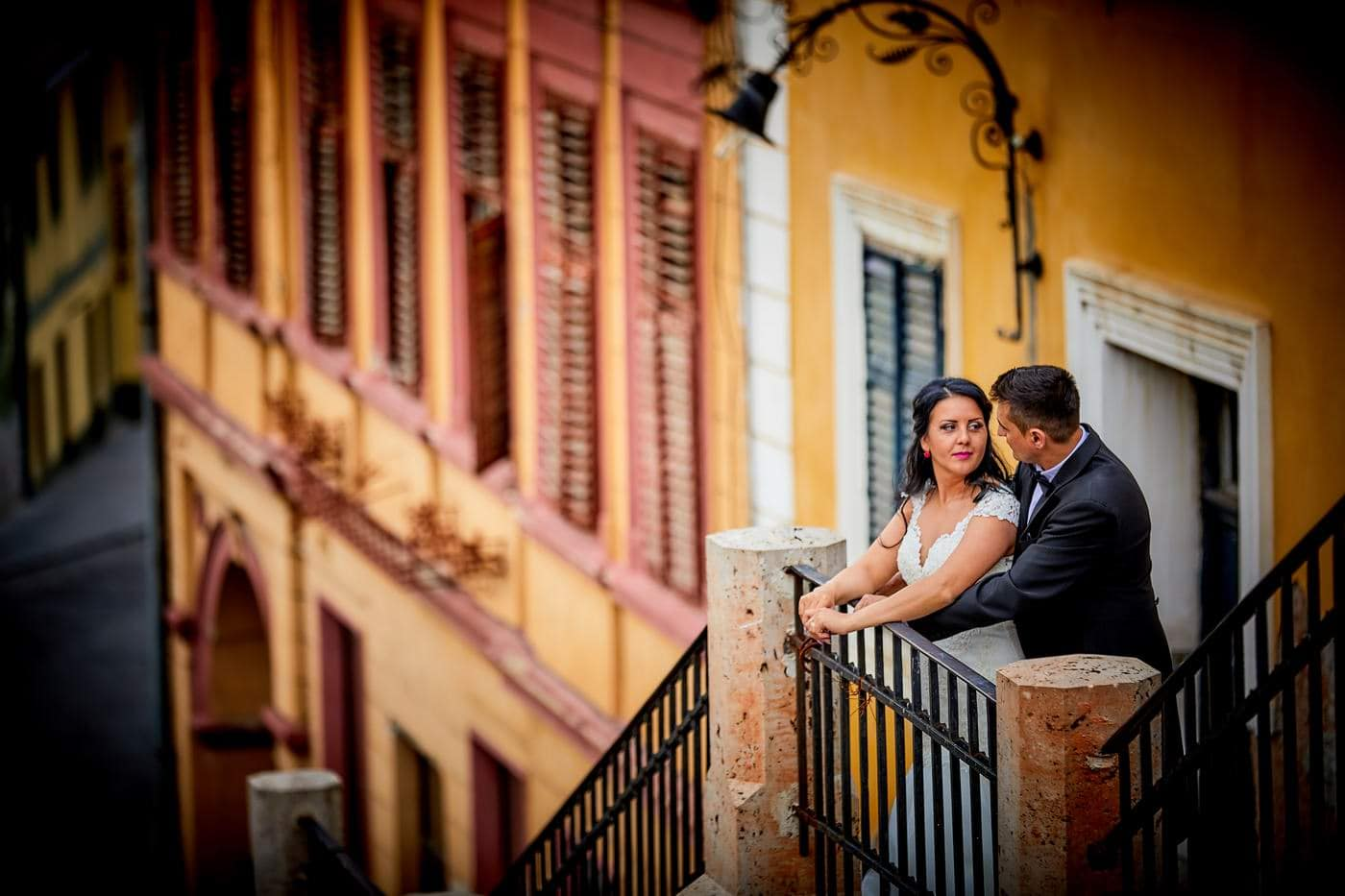 Trash the dress Sibiu