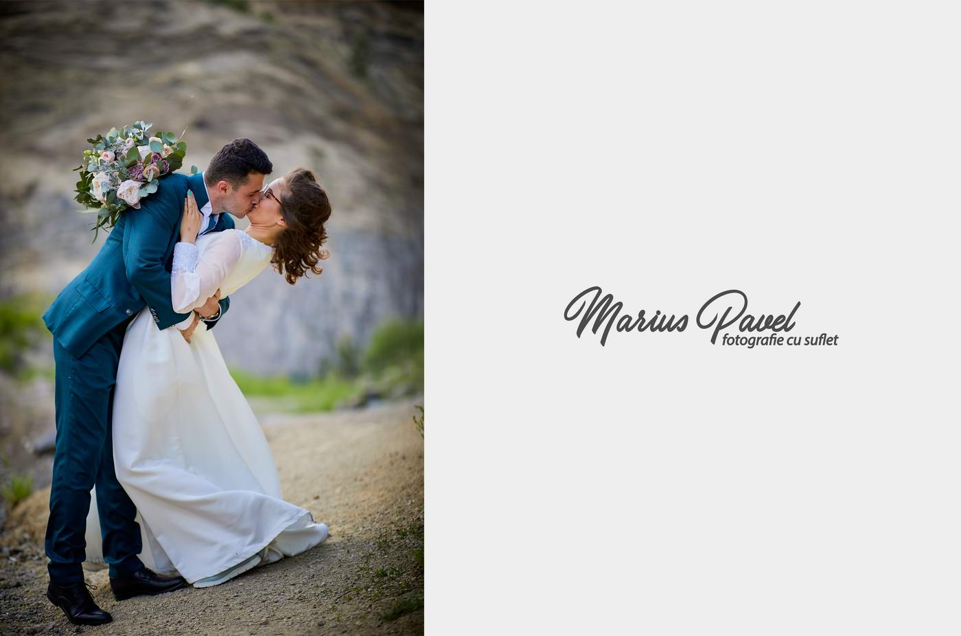 Trash the dress langa lac