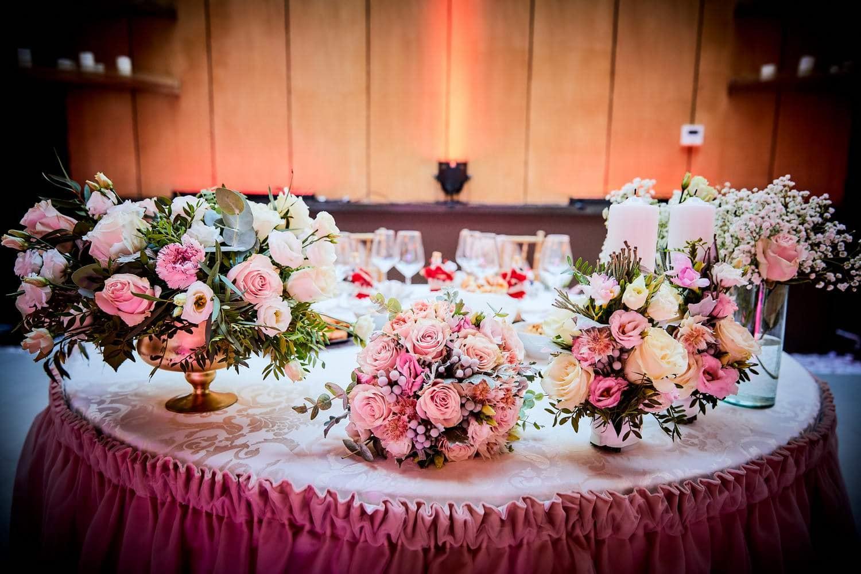 Decoratiunile de nunta de la Prestigio Events