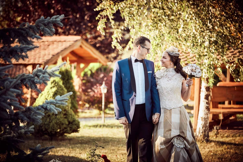 Fotografii de nunta vintage