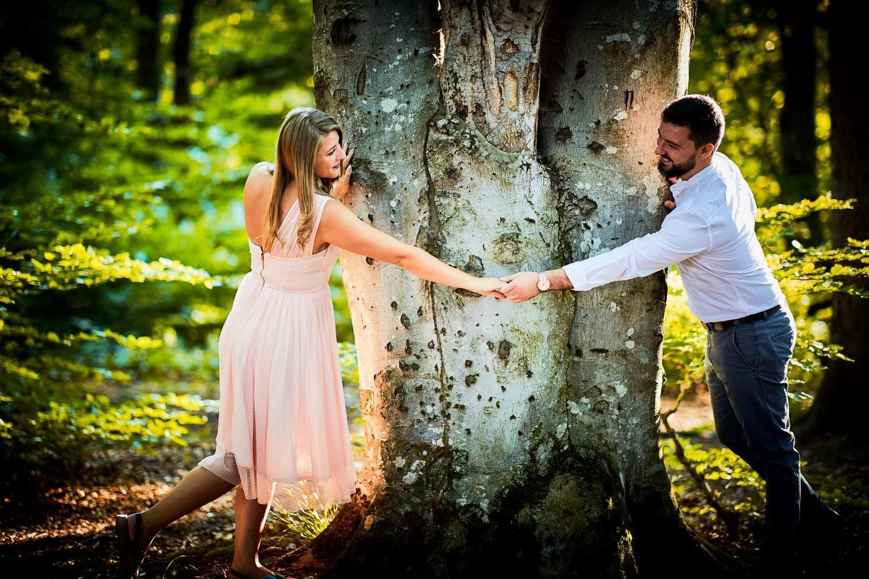 Fotografii cu el si ea toamna