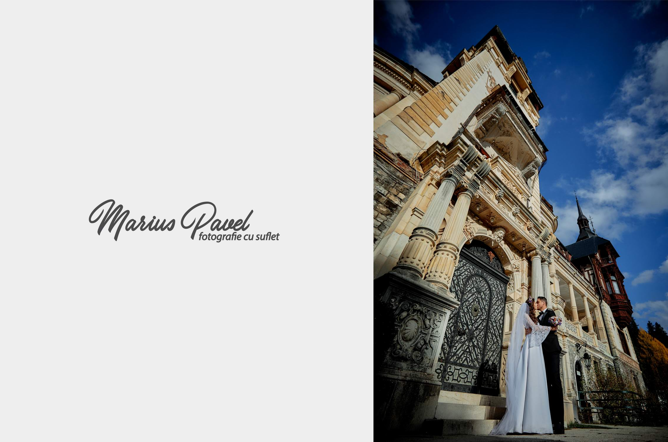 Trash the dress toamna